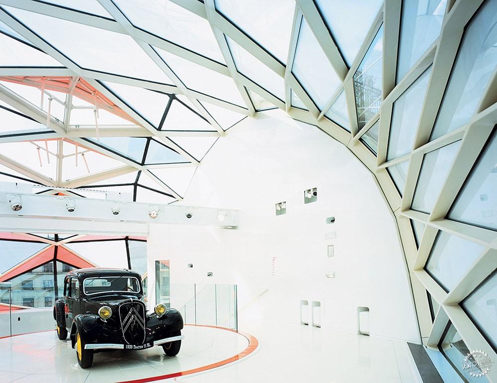 盘点2017年欧洲建筑奖首位女建筑师的8大设计作品第9张图片