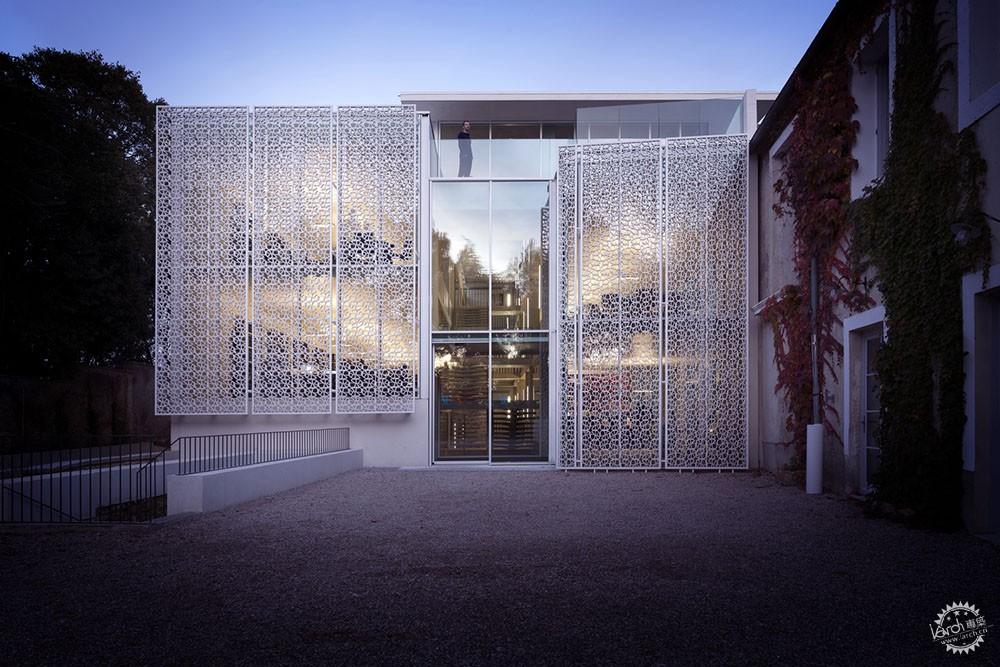 简洁高效的空间,才是建筑的本质第2张图片