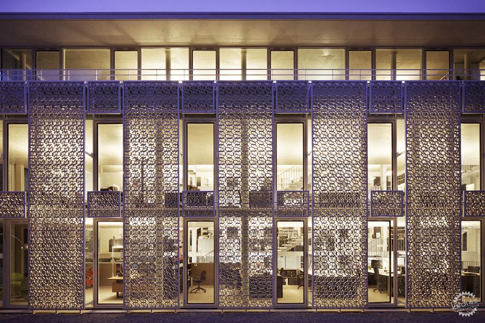 简洁高效的空间,才是建筑的本质第11张图片