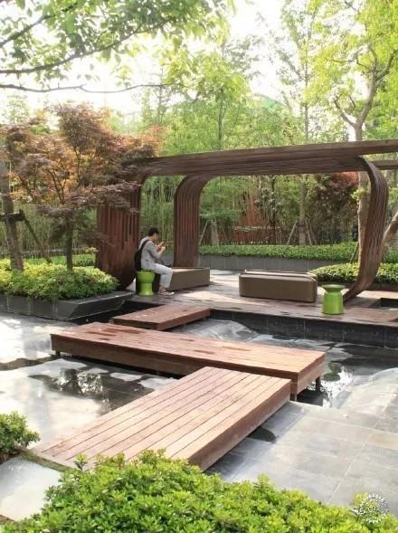 中式廊道,韵味悠长-名师联庭院景观智库|景观设计