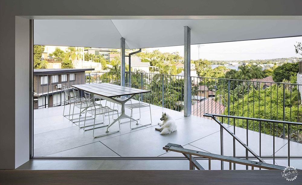 把楼层抬高,让景观进来丨澳大利亚下部扩建项目第16张图片