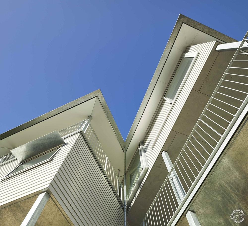 把楼层抬高,让景观进来丨澳大利亚下部扩建项目第17张图片