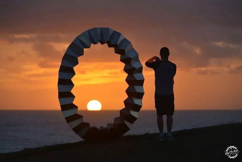 世界上最大的露天展览 | 邦迪海滩第1张图片