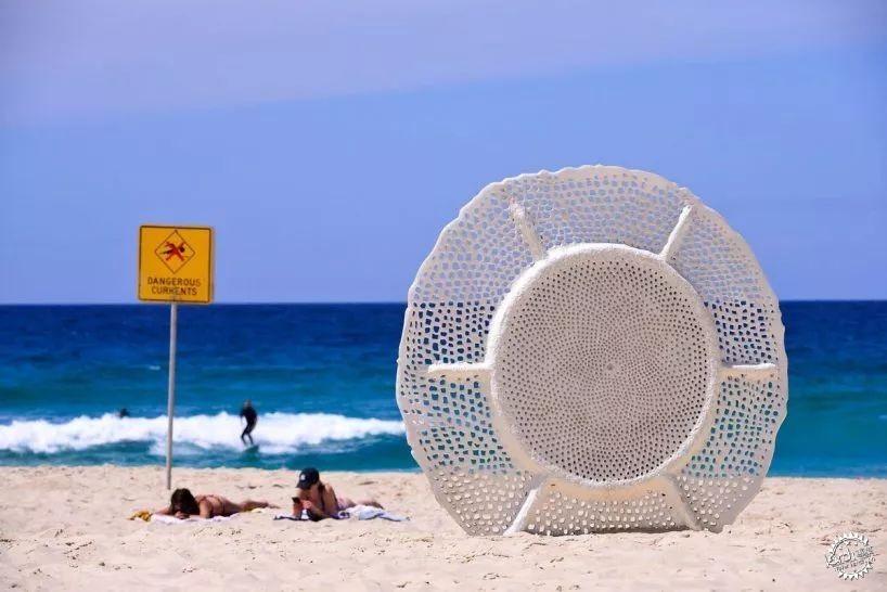世界上最大的露天展览 | 邦迪海滩第3张图片