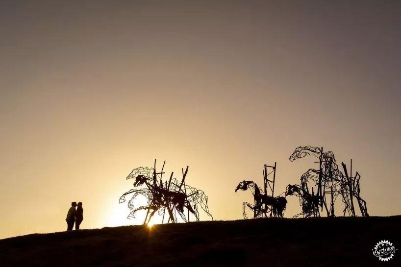 世界上最大的露天展览 | 邦迪海滩第9张图片