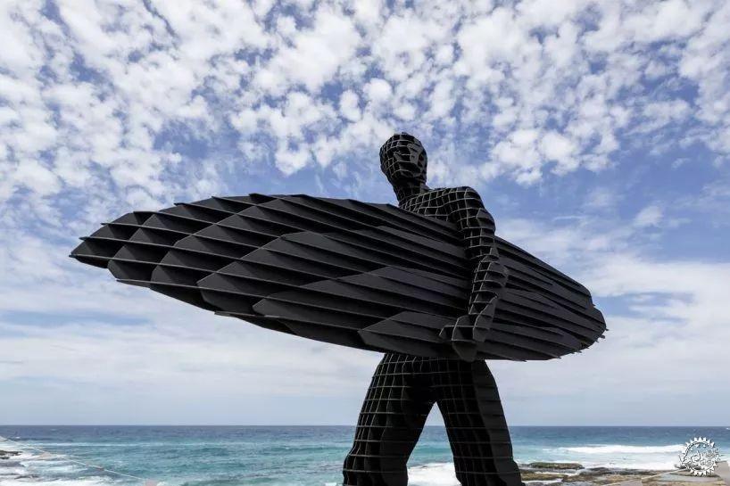 世界上最大的露天展览 | 邦迪海滩第23张图片
