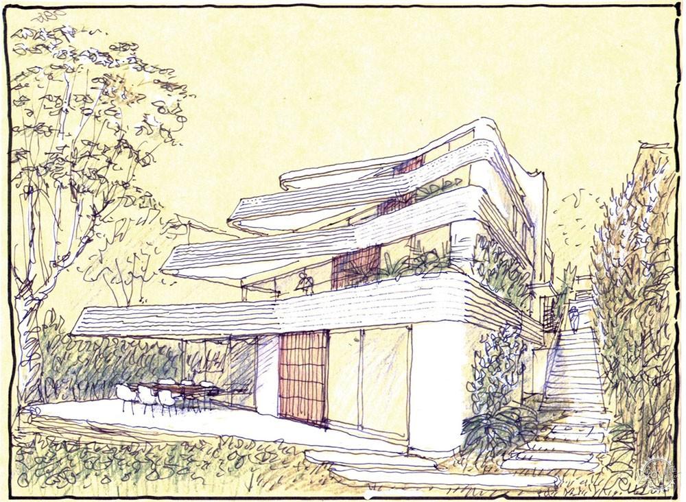 梯田式建筑不是千篇一律,需要根据环境因素设计而成第3张图片