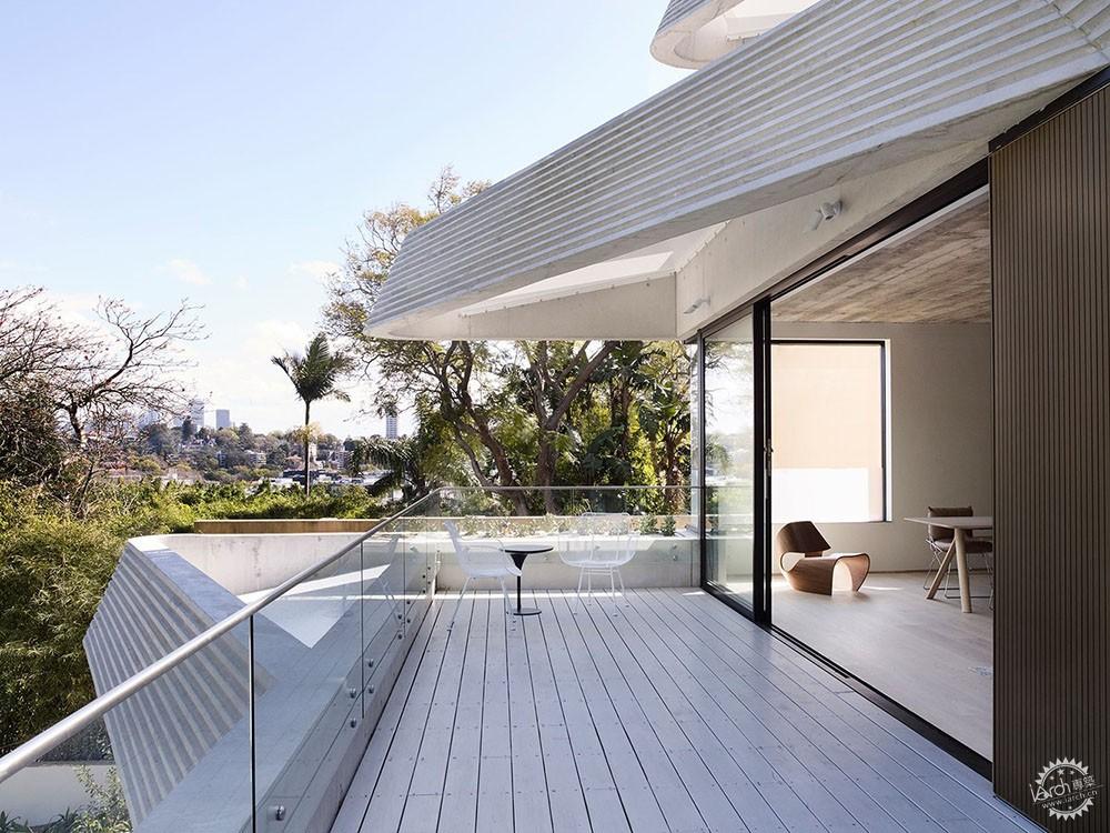 梯田式建筑不是千篇一律,需要根据环境因素设计而成第4张图片