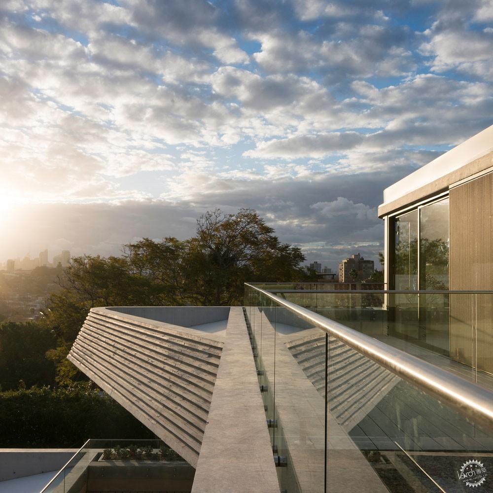 梯田式建筑不是千篇一律,需要根据环境因素设计而成第12张图片