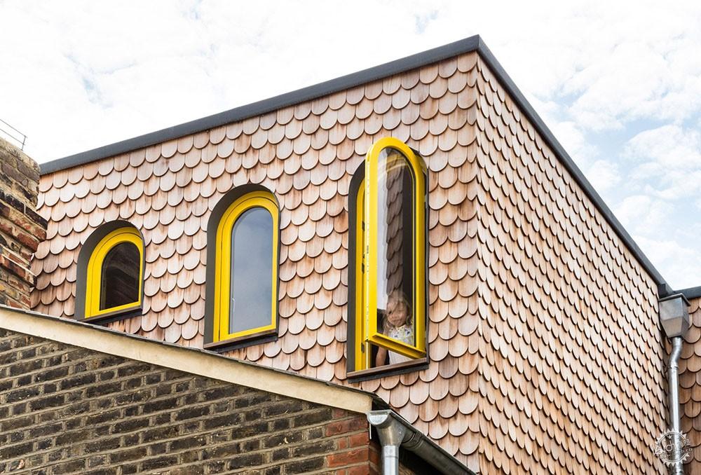 古典建筑的改造,既复古又现代!第1张图片