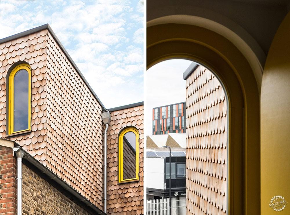 古典建筑的改造,既复古又现代!第3张图片