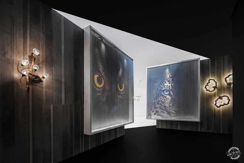 遇见一束光的设计|葡萄牙SERIP灯具展厅第3张图片