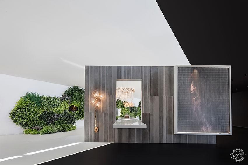 遇见一束光的设计|葡萄牙SERIP灯具展厅第7张图片