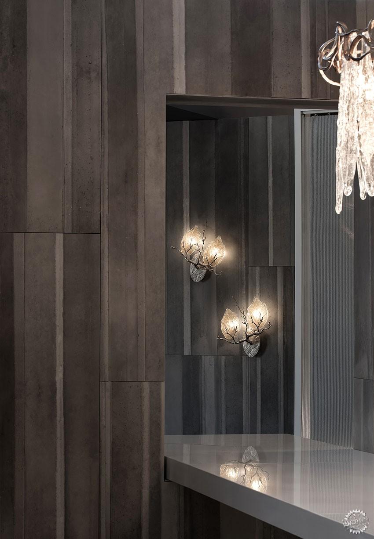 遇见一束光的设计|葡萄牙SERIP灯具展厅第14张图片
