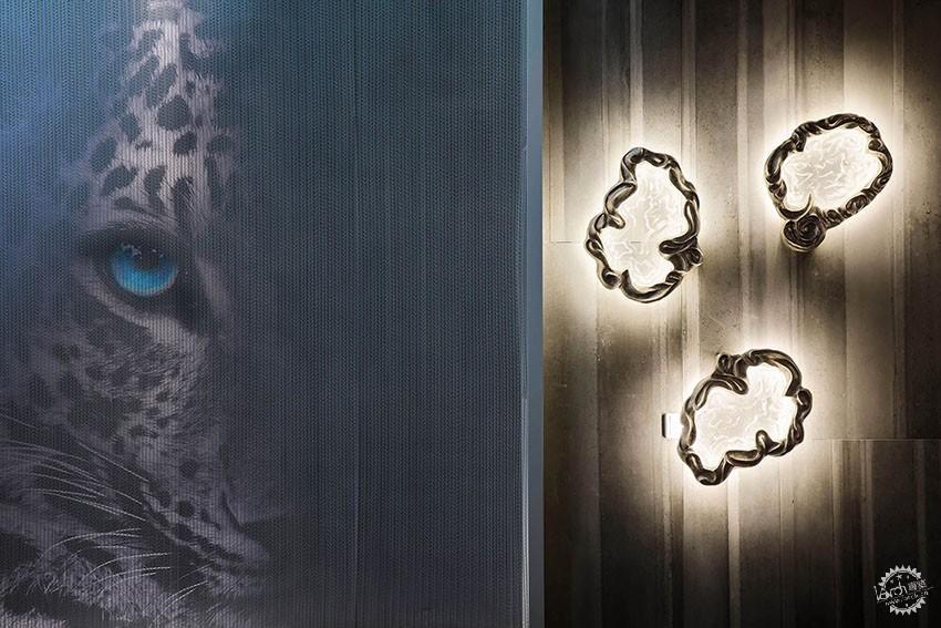 遇见一束光的设计|葡萄牙SERIP灯具展厅第16张图片