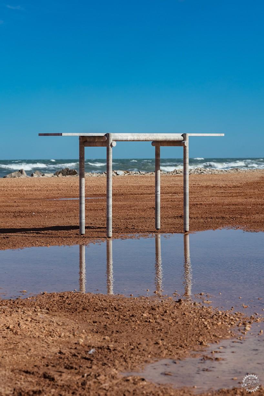 新技术的运用 海洋石灰石系列家具