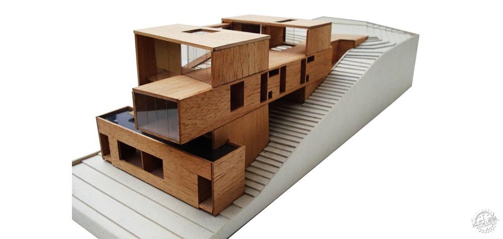 建筑手工模型:制作材料种类与特性总结