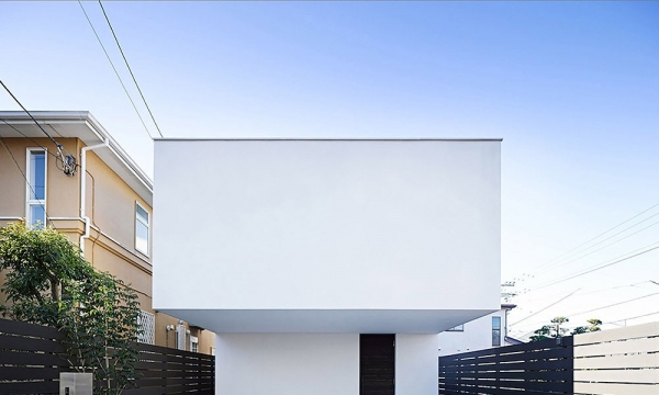浪潮公寓/ APOLLO Architects & Associates
