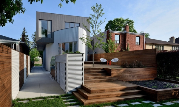 Moos住宅/ Tampold Architects