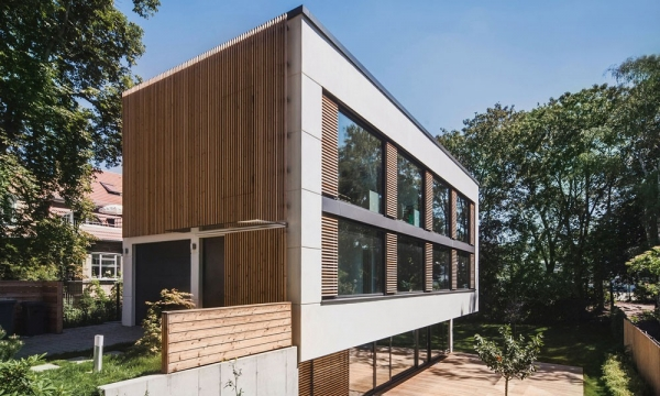 柏林M住宅/ Peter Ruge Architekten