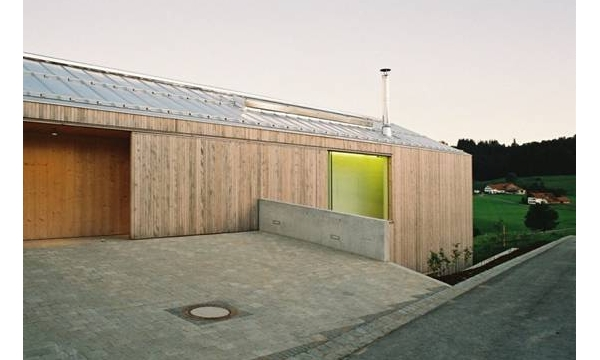 S住宅/ becker architekten建筑事务所/House S / becker architekten