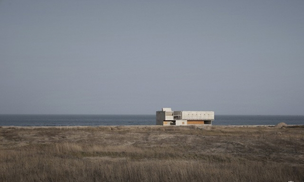 南戴河三联海边图书馆 Seashore Library by VECTOR ARCHITECTS