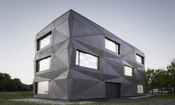 Textilmacher Factory / Tillich Architektur