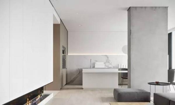 当现代简约遇上新中式……-星视设计素材分享|室内