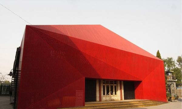 话题-CHIASMUS建筑设计事务所iarch专筑中国风护肤品名片设计图片