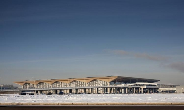 普尔科沃国际机场(Pulkovo International Airport)