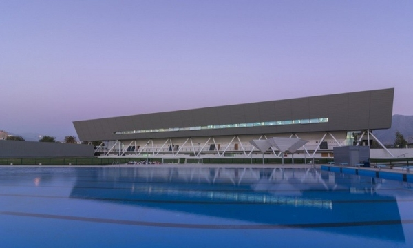 国家体育场游泳中心(National Stadium Aquatics Center)
