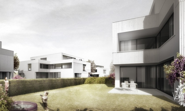 Housing Development / kit Architects