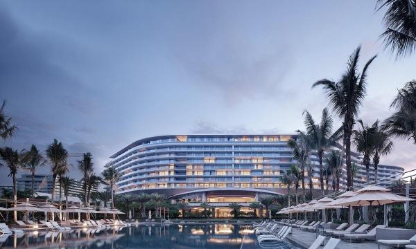 海南蓝湾威斯汀度假酒店/ gad 浙江绿城建筑设计