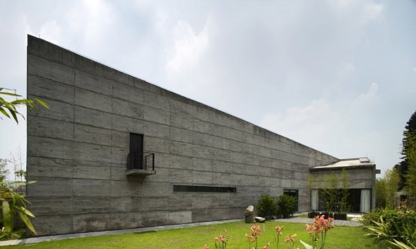 Tapered House, Shunde, China / Index Architecture