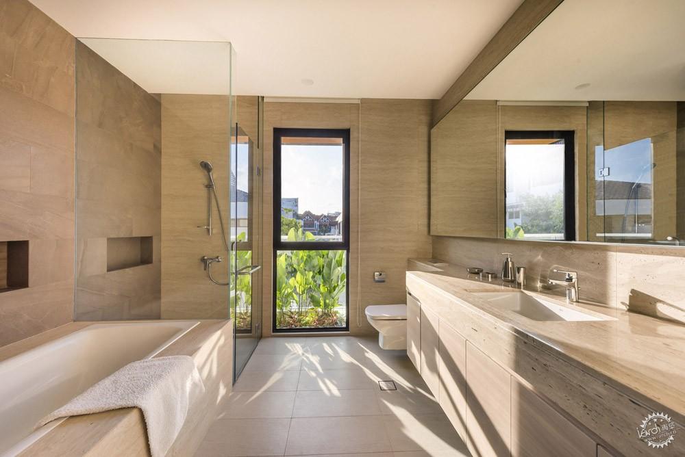 围屏住宅/ ADX Architects第9张图片