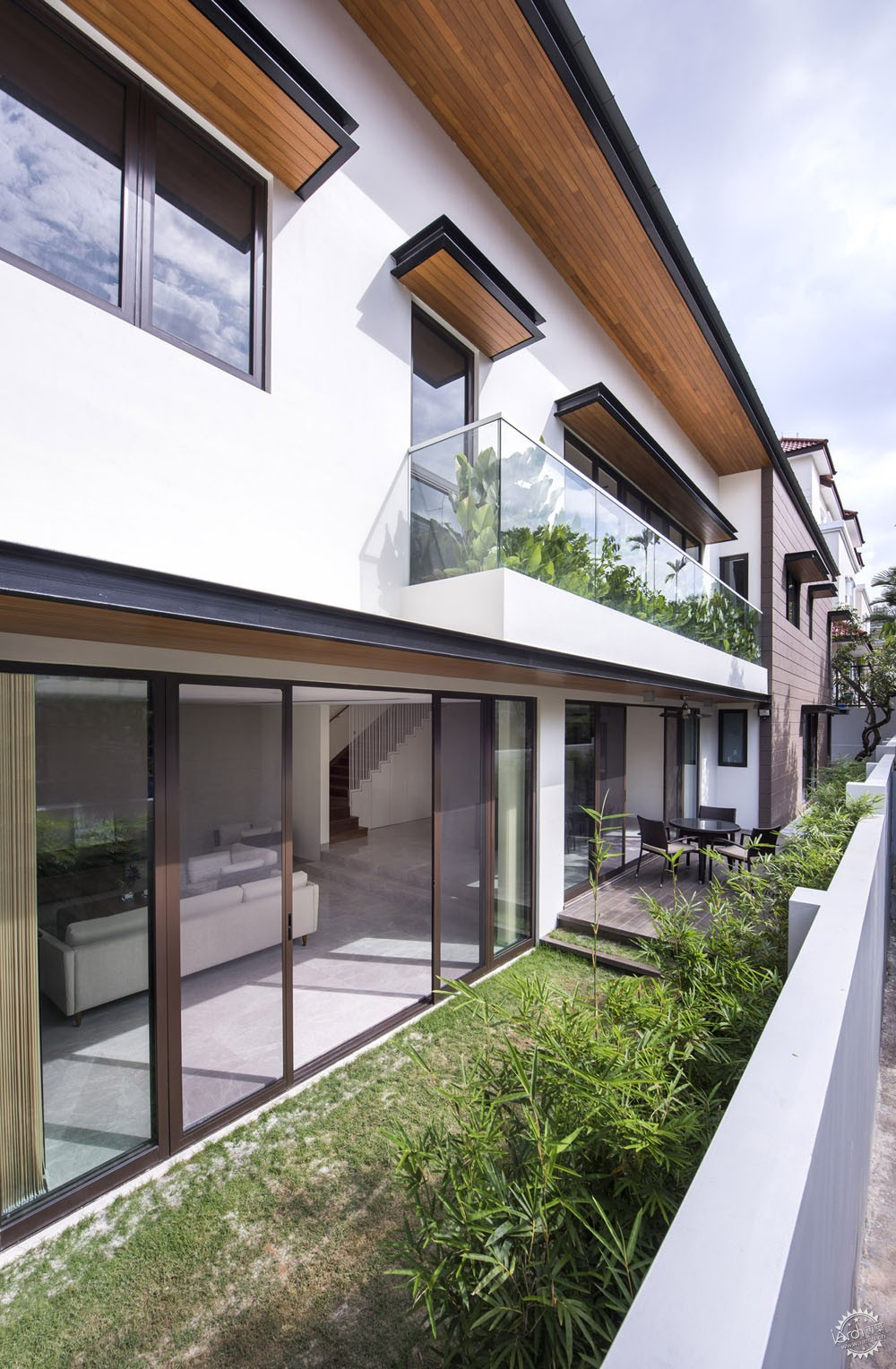 围屏住宅/ ADX Architects第11张图片