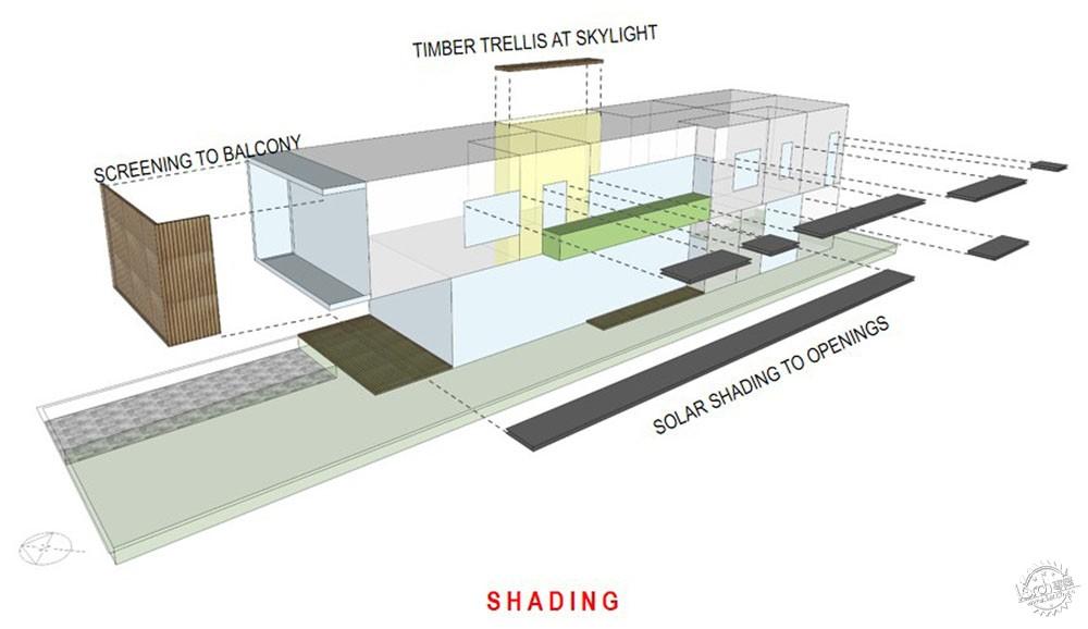 围屏住宅/ ADX Architects第17张图片