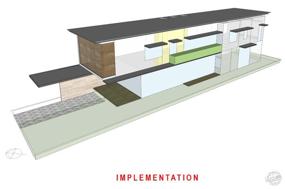围屏住宅/ ADX Architects第19张图片