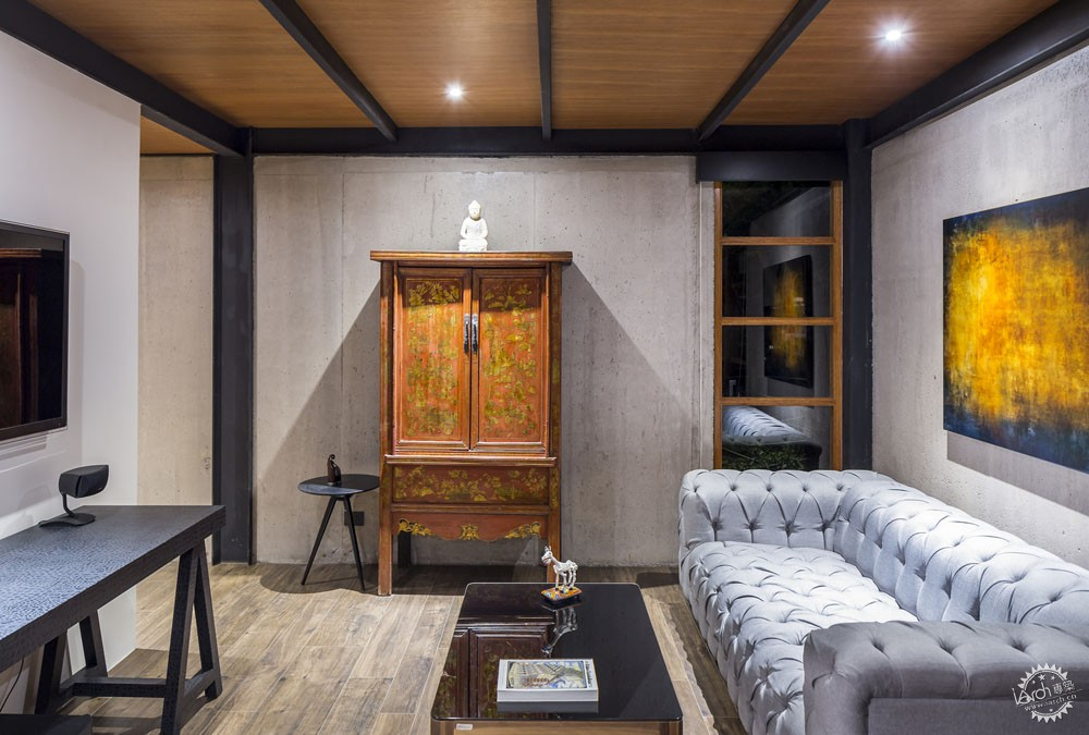 方块住宅/ Diez+Muller Arquitectos第8张图片