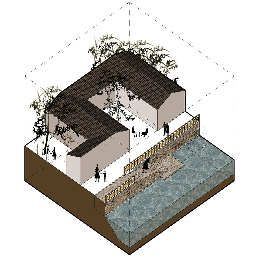 教程:古画风格小空间分析图制作教程第9张图片