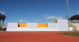 多功能体育设施/GANA Arquitectura事务所/Multifunctional Building and Sport......