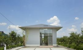 House in Ohno / Airhouse Design Office