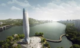 Observation Tower , Zhuhai, China / RMJM