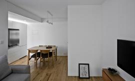 Interior Renovation Design of SIHE Apartment / Cao Zhenyu