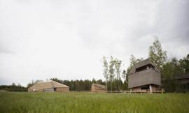 Tåkern visitor centre / wingardhs