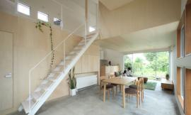 Azuchi House / ALTS Design Office