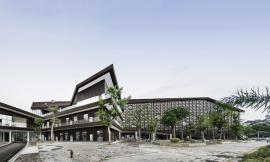 Xinglong Visitor Center, China / Atelier Alter