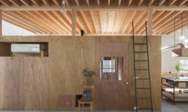House in Hikone / Tato Architects