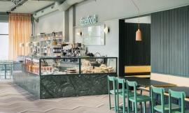 瑞典FINE FOOD餐厅 FINE FOOD KÄRLEK OCH MAT BY NOTE DESIGN STUDIO