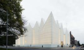 波兰什切青新爱乐音乐厅 The Philharmonic Hall by Estudio Barozzi Veiga